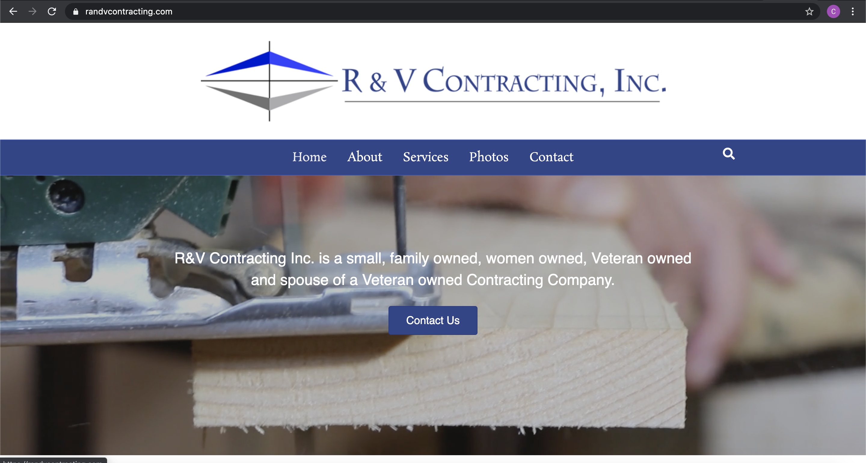 R & V Contracting